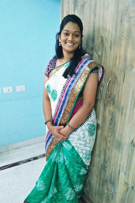 Sandhiya Baskar